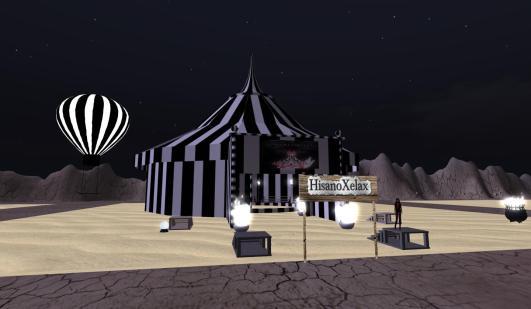 20th Oct 2014 - Progress on The Night Circus